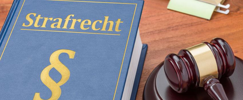 Allgemeines Strafrecht - Fachgebiete - Strafverteidiger München